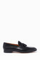 thumbnail of Black Classic Tassel Loafers #0