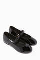 thumbnail of Vernice Leather Ballet Flats #0