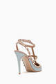 thumbnail of Rockstud T-Bar Patent Pumps #2