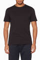 thumbnail of Black Cotton Essential T-Shirt   #0