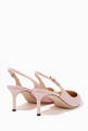 thumbnail of Rosewater-Pink Patent Erin 60 Pumps     #2