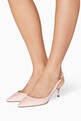 thumbnail of Rosewater-Pink Patent Erin 60 Pumps     #1