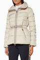 thumbnail of Beige Belted Alouette Jacket   #0