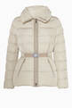thumbnail of Beige Belted Alouette Jacket   #4