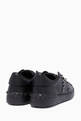 thumbnail of Valentino Garavani Black Rockstud Untitled Sneakers  #2