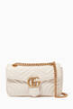 thumbnail of GG Marmont Leather Shoulder Bag #0