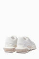 thumbnail of Valentino Garavani White Bounce Chunky-Sole Sneakers  #2