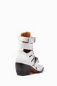 thumbnail of Riley Cut-Out Patent Boots #2