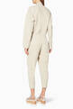 thumbnail of Beige Alma All-In-One Jumpsuit #2