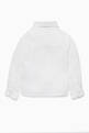 thumbnail of White Linen Long-Sleeve Shirt   #1