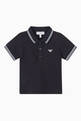 thumbnail of Stretch Piqué Polo Shirt    #0