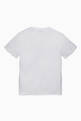 thumbnail of White DG Crest Logo T-Shirt  #2
