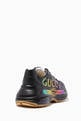 thumbnail of Rhyton Rainbow Logo Sneakers   #2