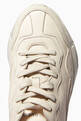 thumbnail of Ivory Rhyton Chunky Sneakers  #3