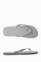 thumbnail of Striped Sole Flip Flops  #0
