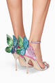 thumbnail of Multi-Coloured Chiara Butterfly Sandals   #4
