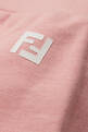 thumbnail of Baby Pink Logo Track Pants   #3