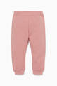 thumbnail of Baby Pink Logo Track Pants   #0