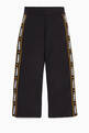 thumbnail of Black Fendi Mania Sweatpants   #0