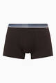 thumbnail of Black Stretch-Cotton Band 41 Boxer Briefs #0