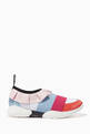 thumbnail of Multi-Coloured Pin Ruffled Sneakers #0