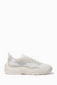 thumbnail of Valentino Garavani Gumboy Leather & Suede Sneakers   #0