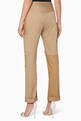 thumbnail of Beige Patchwork Straight-Leg Cargo Pants   #2