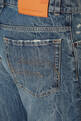 thumbnail of Dark-Blue Dilan Distressed Jeans   #3