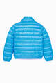 thumbnail of Electric Blue Down Padded Jacket    #1