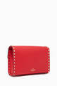 thumbnail of Rockstud Leather Cross-Body Bag #2