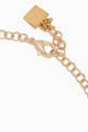 thumbnail of Gold-tone and Faux Pearl Gelo Necklace    #2