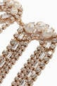 thumbnail of Gold-tone and Faux Pearl Gelo Necklace    #3