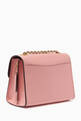thumbnail of Parker 18 Tea Rose Leather Bag    #2