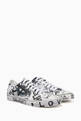 thumbnail of Graffiti Print Canvas Low-Top Sneakers  #4