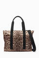 thumbnail of Leopard Print Maternity Bag   #4