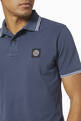 thumbnail of Embroidered Polo Shirt         #3