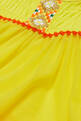 thumbnail of Yellow Embroidered Beach Dress #3