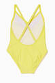 thumbnail of Yellow Lemon Swimsuit #2