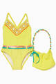 thumbnail of Yellow Lemon Swimsuit #1