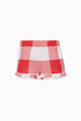 thumbnail of Red Gingham Shorts #0