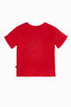 thumbnail of Brick-Red Turtle Print T-Shirt   #2