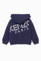 thumbnail of Back Logo Print Hooded Sweatshirt    #2