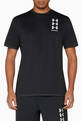 thumbnail of x Under Armour Basic Logo Print T-Shirt  #0