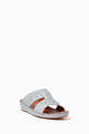 thumbnail of Peninsula Intrecciare Sandals in Calfskin Leather  #2
