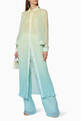thumbnail of Ombré Pleated Tunic & Pants #1