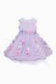 thumbnail of Floral Embellished Tulle Dress #2