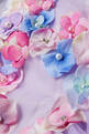 thumbnail of Floral Embellished Tulle Dress #3
