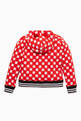 thumbnail of Polka-Dot Hooded Jacket #1