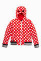 thumbnail of Polka-Dot Hooded Jacket #3