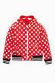 thumbnail of Polka-Dot Hooded Jacket #0